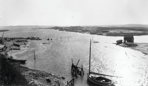 Menemsha After 1938 Hurricane
