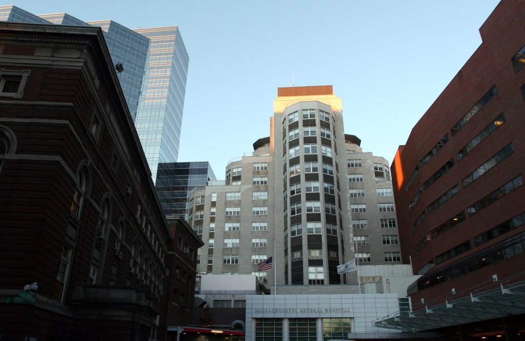 Massachusetts General Hospital via Wikimedia Commons