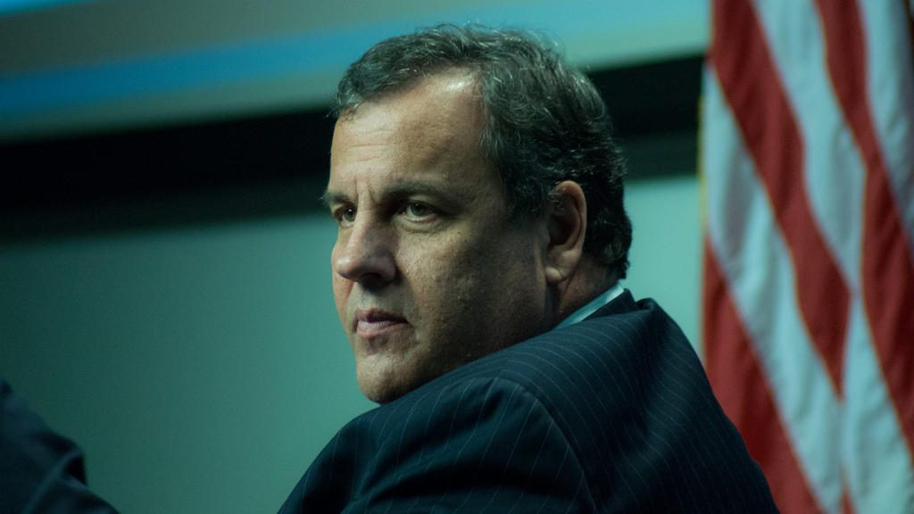 Outgoing New Jersey Governor Chris Christie. Photo by Marcn via Creative Commons