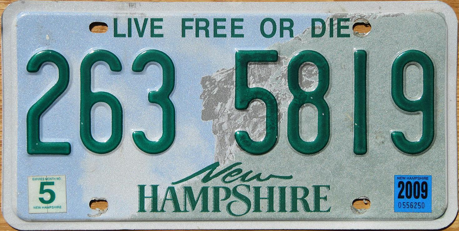 Live Free? Die? Decades-Old Fight Over N.H. Motto to Get Supreme ...