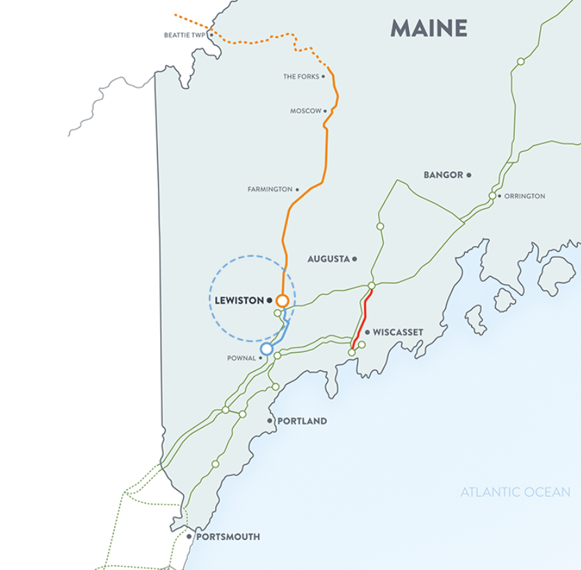 Map Of New England And Quebec.Next 137 Decaying Buildings Force Towns To Consider History The