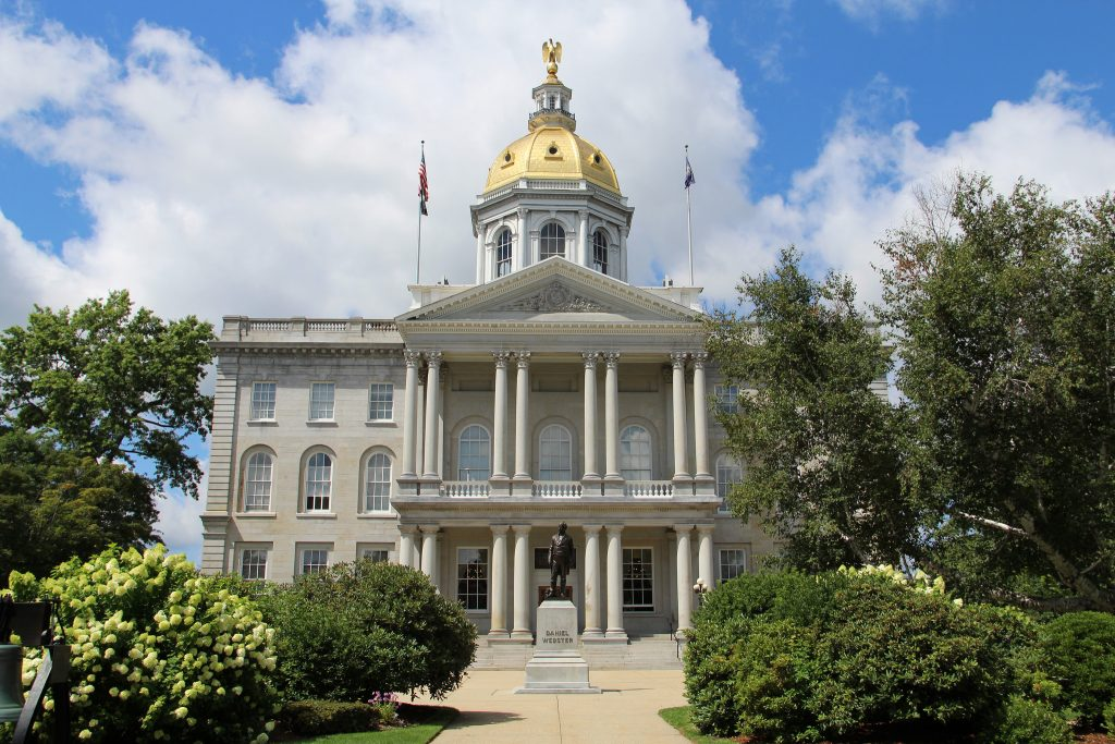 New Hampshire State House. Photo by C Hanchey/Flickr