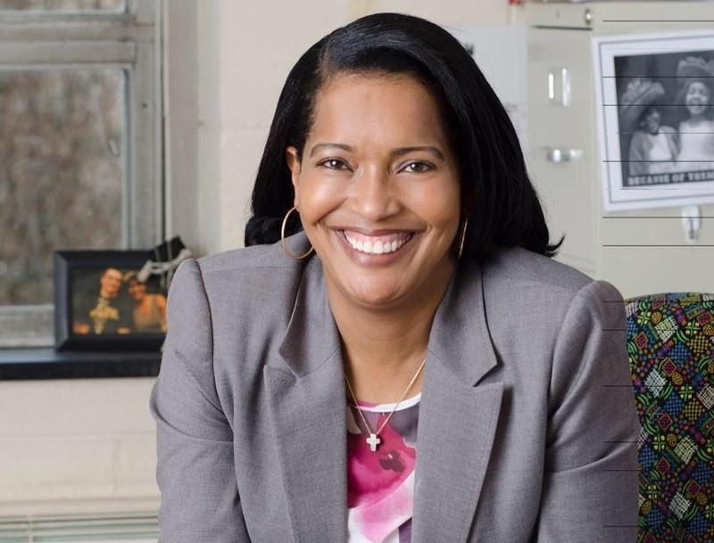 Jahana Hayes, candidate for the 5th Congressional District in the U.S. House. Photo courtesy of Jahana Hayes for U.S. Congress/Facebook