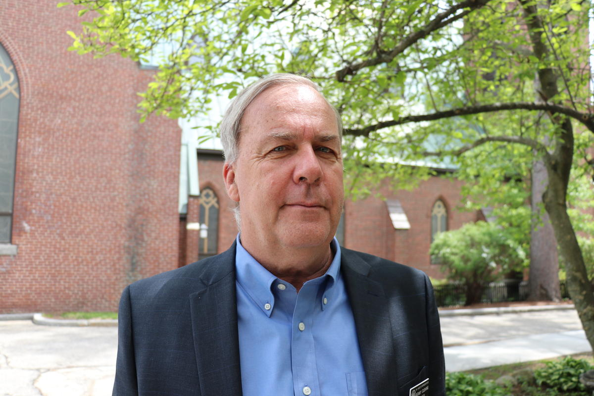 Minutes after N.H. abolished the death penalty, Rep. Renny Cushing reflects on the many efforts he's made to repeal statute - to replace the penalty with life in prison without chance of parole. Photo by Dan Tuohy for NHPR