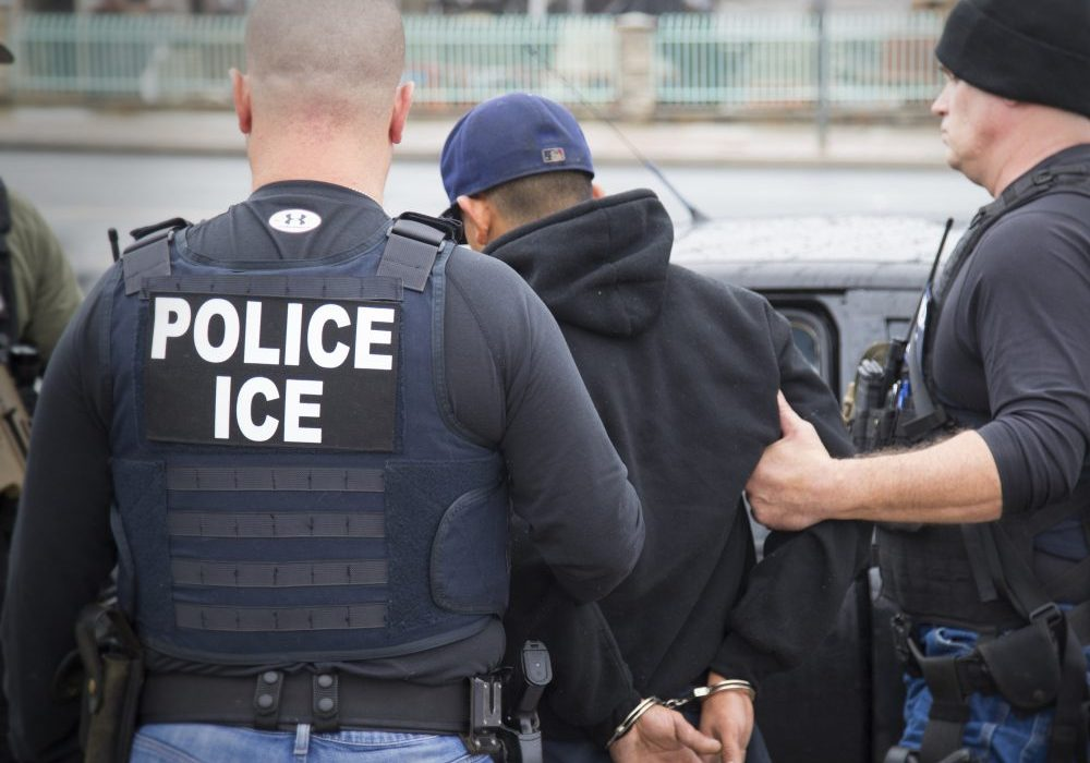 Photo by Charles Reed via U.S. Immigration and Customs Enforcement