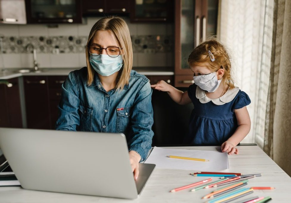 During the pandemic, 2.4 million women left the U.S. workforce from Feb. 2020 to Feb. 2021, compared to 1.8 million men who left in that same period. Credit: Getty Images