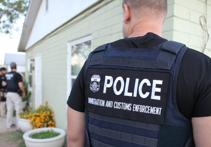 President Trump's executive orders on immigration have brought renewed focus on the role of individual ICE agents. Photo by Groupuscule via Wikimedia Commons
